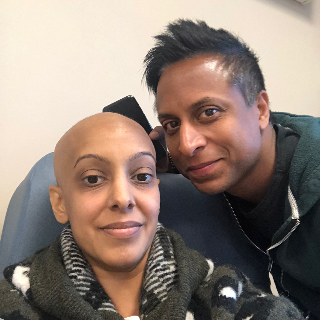 Jamila Moloo - Breast Cancer