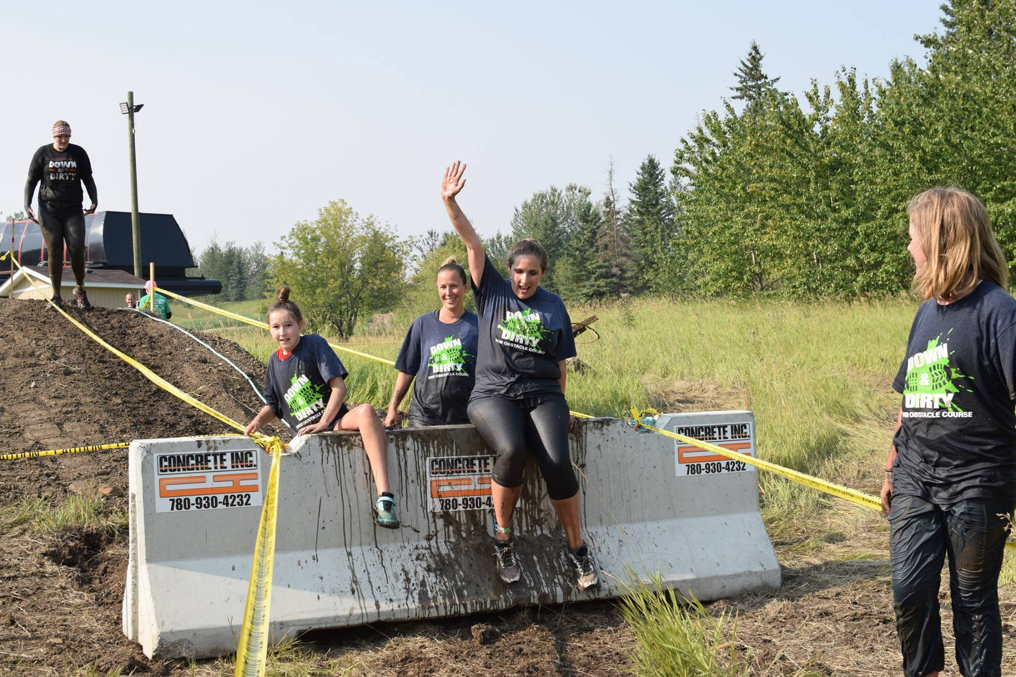 Down & Dirty 5KM Obstacle Course @ Sunridge Ski Area