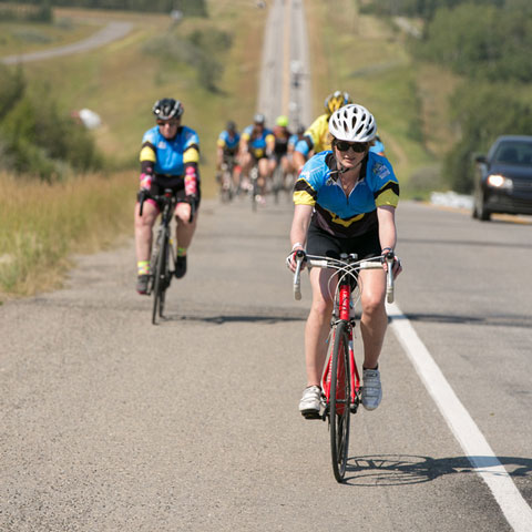 Enbridge Ride to Conquer Cancer presented by Evraz