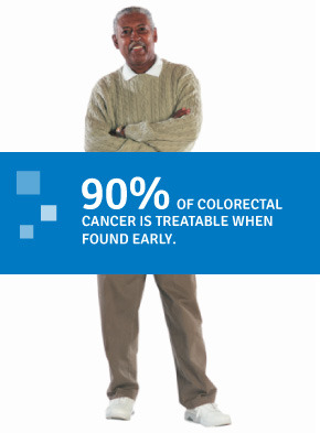 FIT colorectal cancer screening test