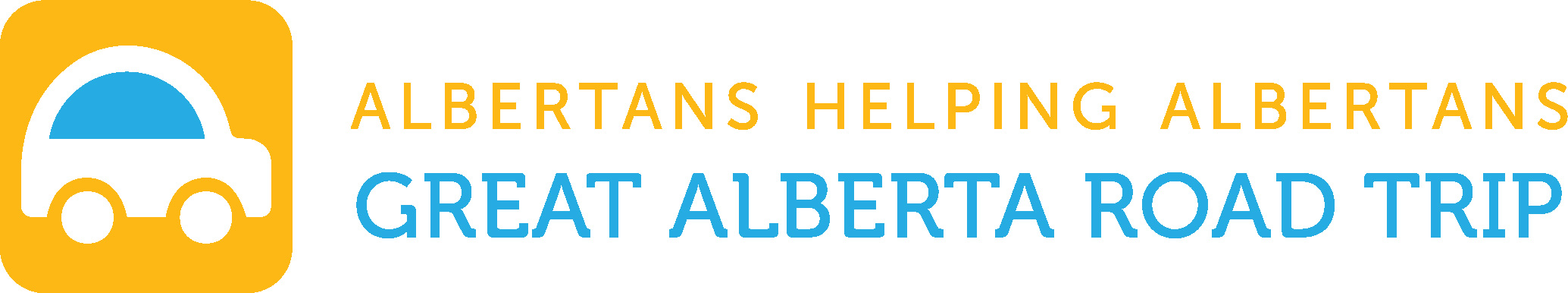 Albertans Helping Albertans - Great Alberta Road Trip