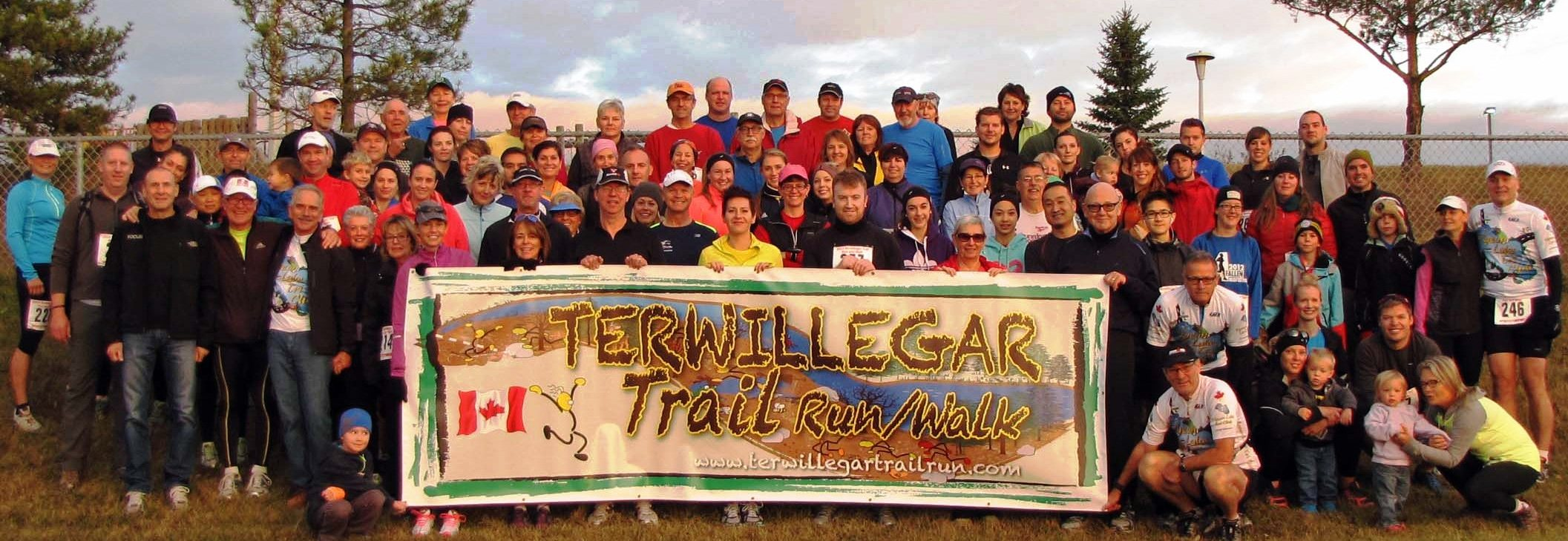 Terwillegar Trail Run/Walk 2019 @ Terwillegar Park