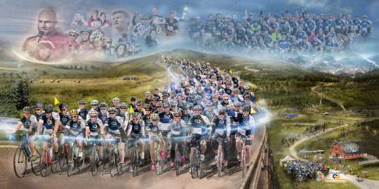 Tom Baker Cancer Conquerers - Enbride Ride to Conquer Cancer