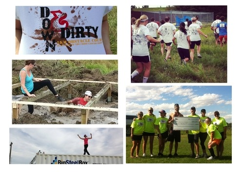 Down And Dirty 5k