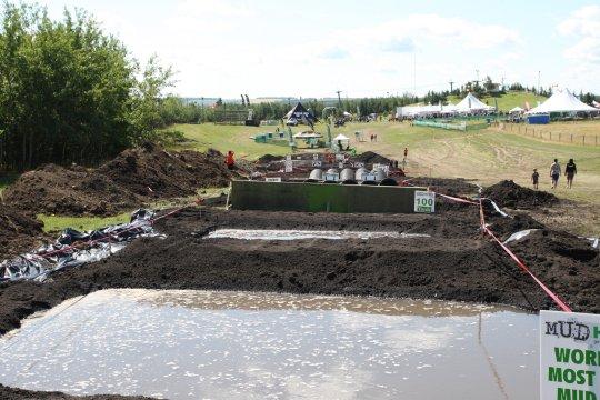 Mud Hero Alberta